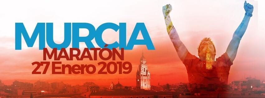 cartel murcia maraton 2019