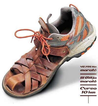cartel maratón de Empuries