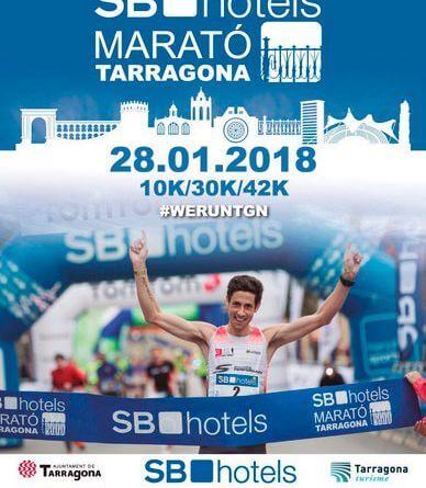 maratón de tarragona 2019 cartel