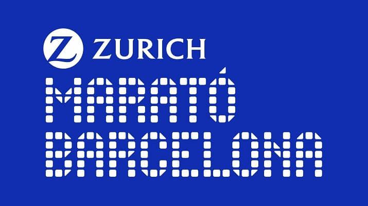 Maratón de Barcelona logo
