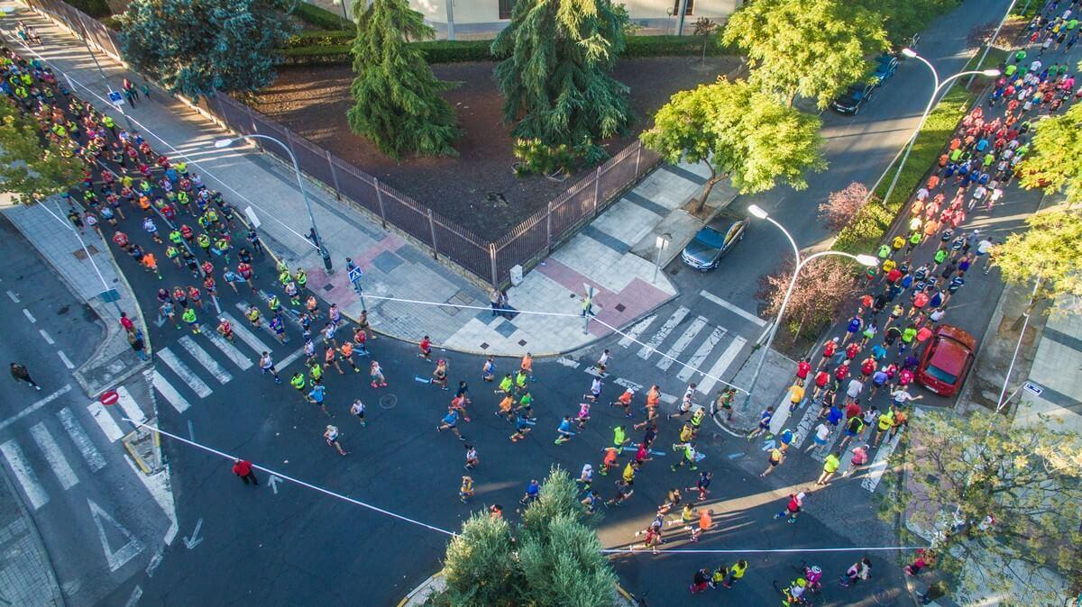 corredores maraton castilla la mancha