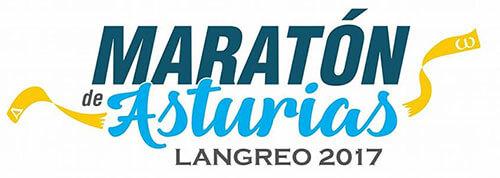 maratón langreo cartel 2019