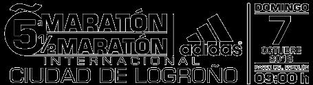 cartel maraton logroño 2018