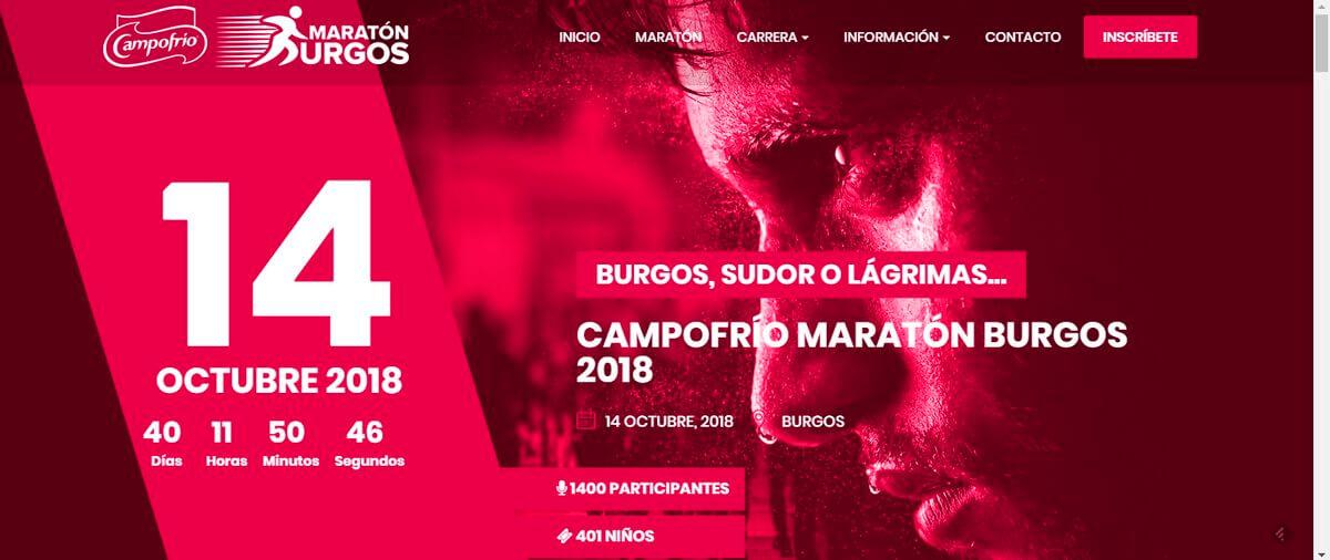 maraton burgos 2018