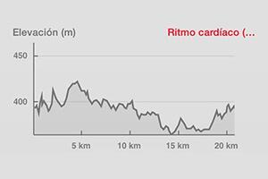 altimetria maraton logrono