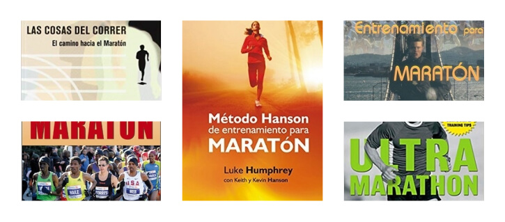 5 libros maraton