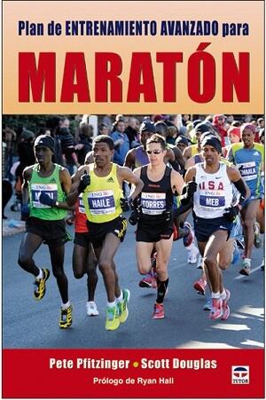 libro plan entrenamiento avanzado maraton