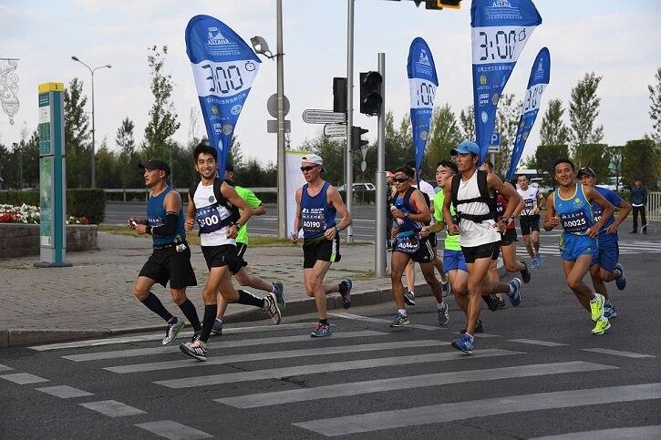 liebres maraton