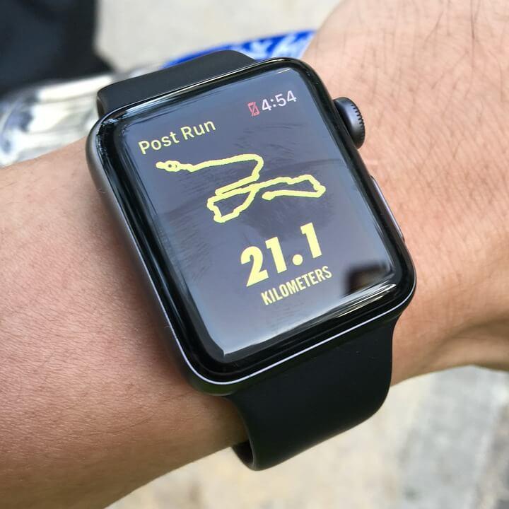 reloj gps para running