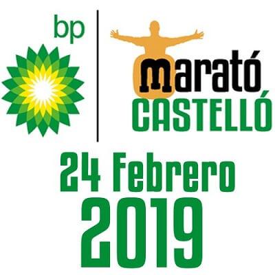 cartel maraton castellon 2019