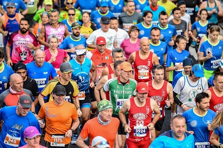 corredores gran canaria maraton