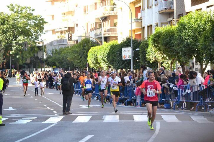 corredores maraton badajoz