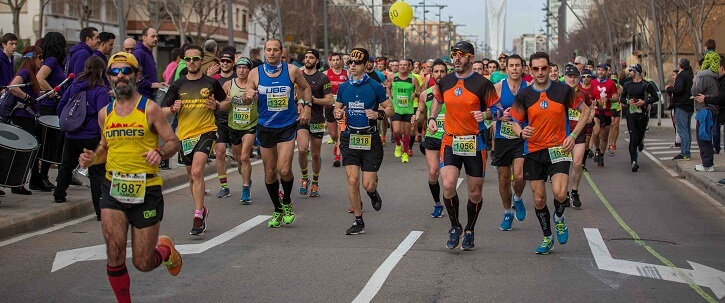 corredores maraton castellon