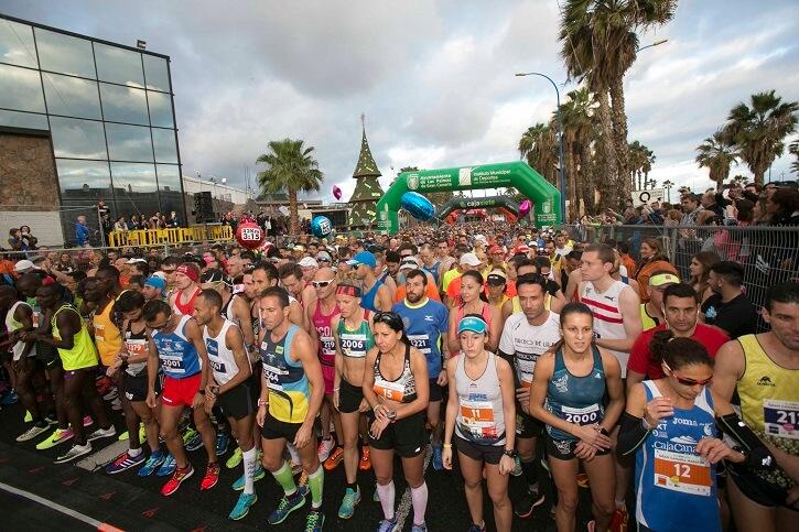salida gran canaria maraton