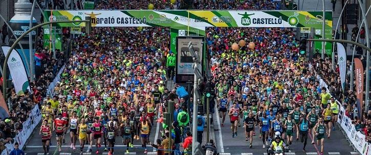 salida maraton castellon