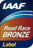 iaaf race bronze logo