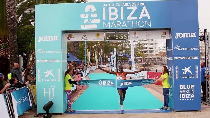 meta ibiza marathon Philip Tirop Lagat