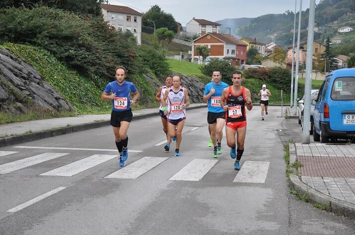 maratón de Asturias