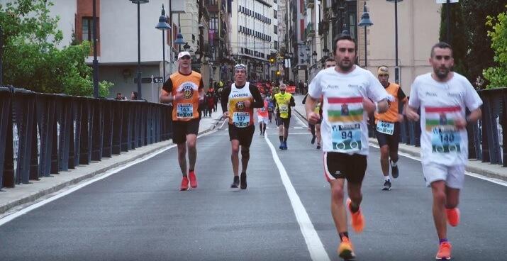 logrono runners maraton