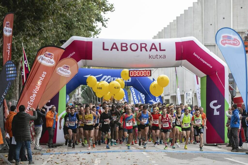 salida maraton burgos