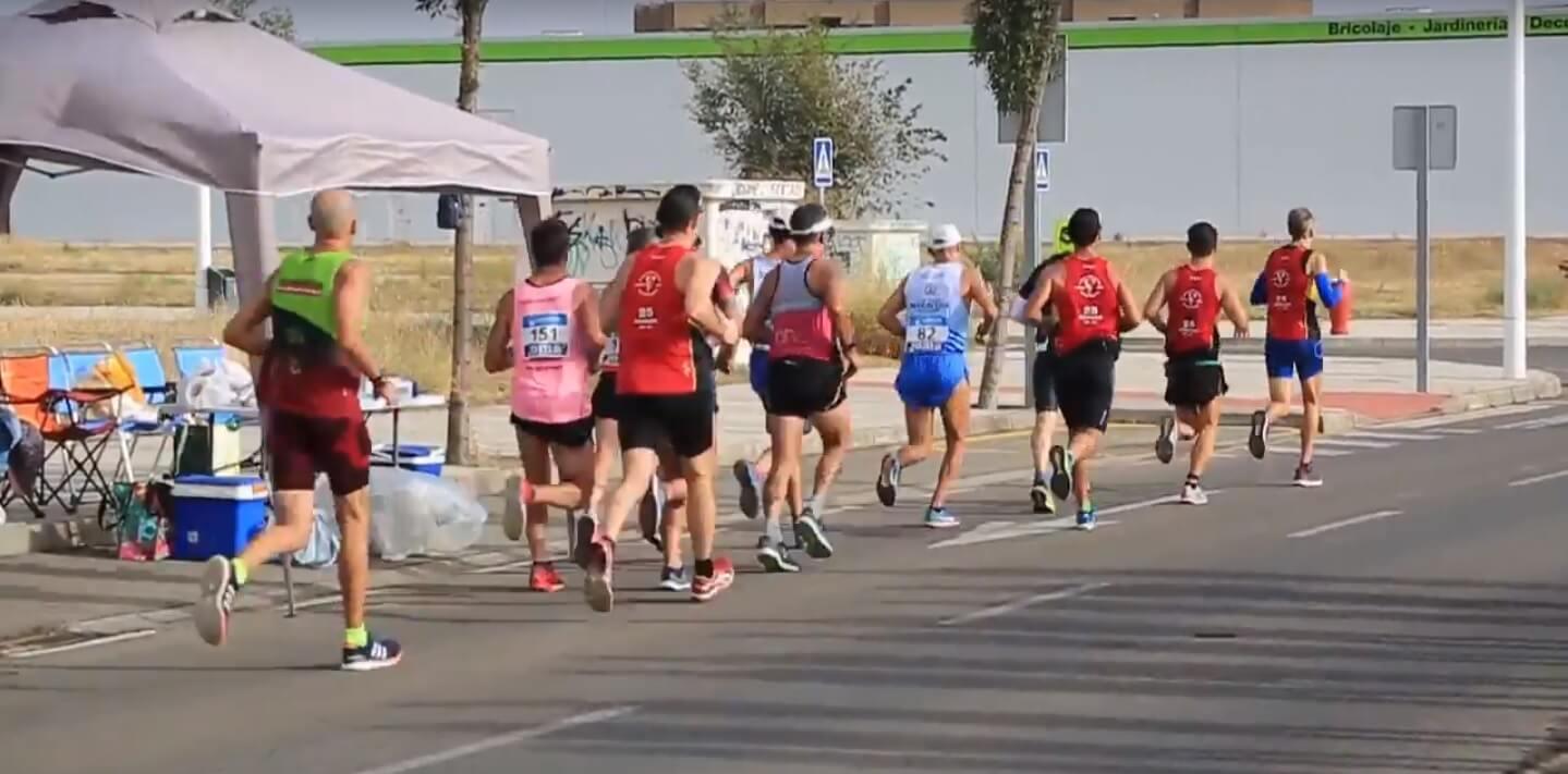 corredor maratón de Ciudad real