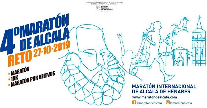 maratón Alcalá de Henares 2019