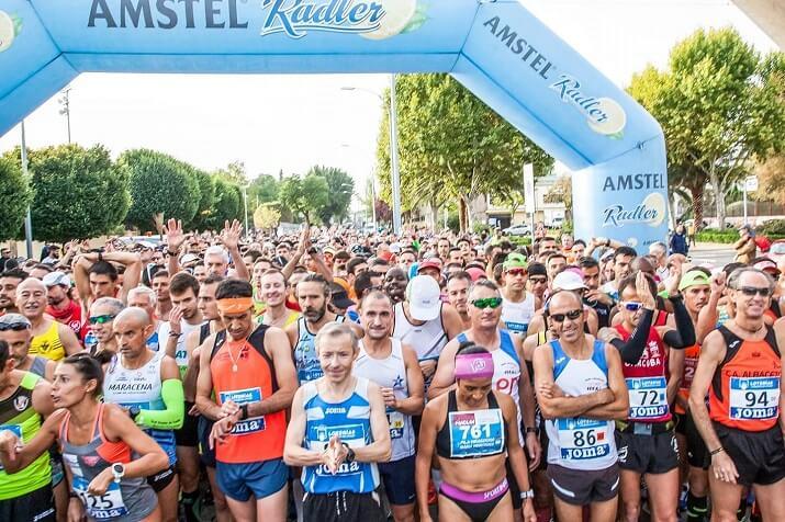 salida maratón castilla y la mancha