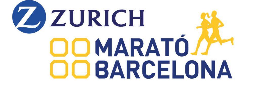 cartel maraton barcelona 2020