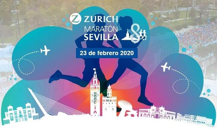 maratón de sevilla 2020 cartel