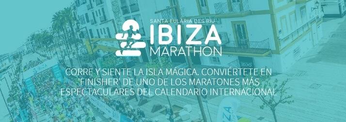 cartel maraton ibiza 2020