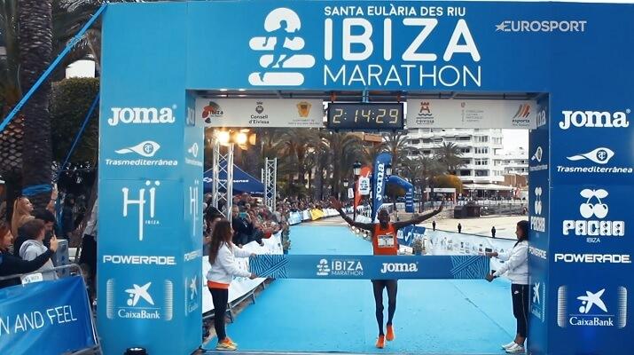 ganador ibiza marathon