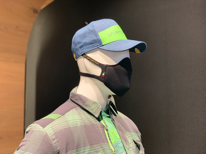 mascarilla la sportiva stratos mask