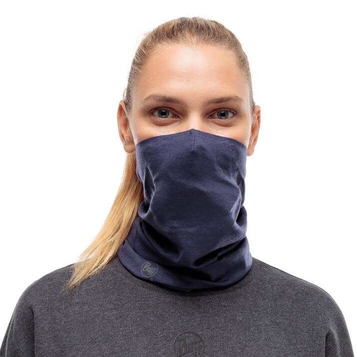 máscara buff filter tube