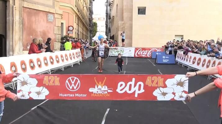 ganador del Murcia Maratón