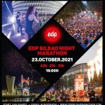 cartel Bilbao Night marathon 2021