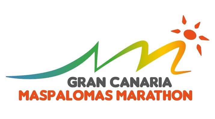 Gran Canaria Maspalomas marathon logo