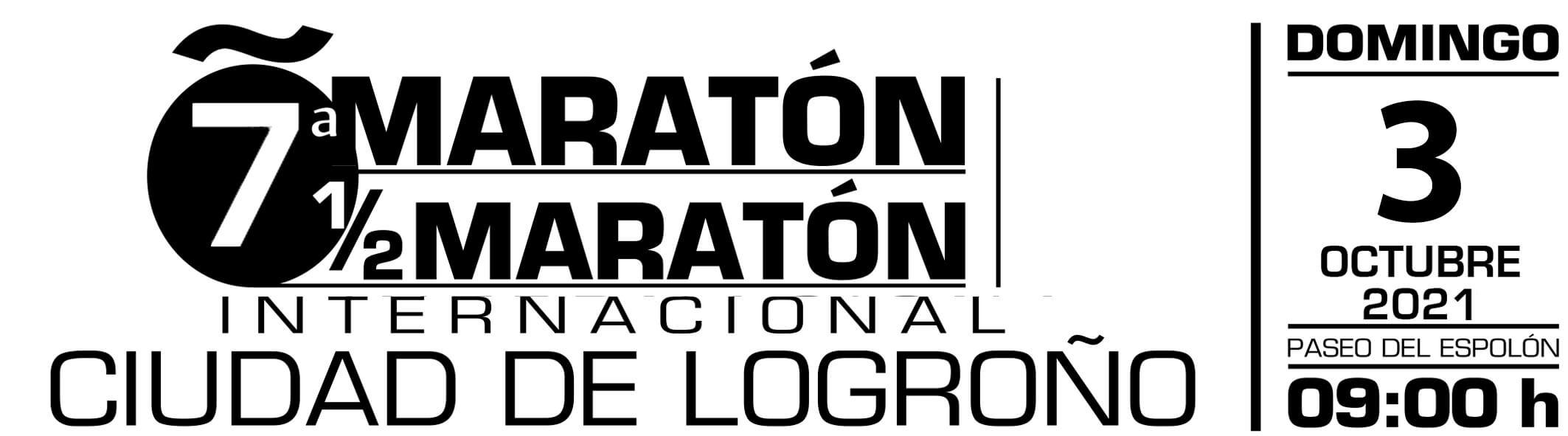 maraton logroño 2021
